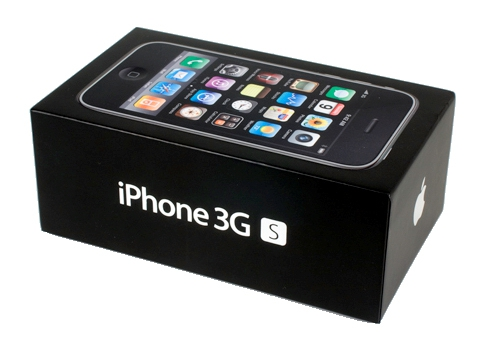 Apple iPhone 3 S (8GB)