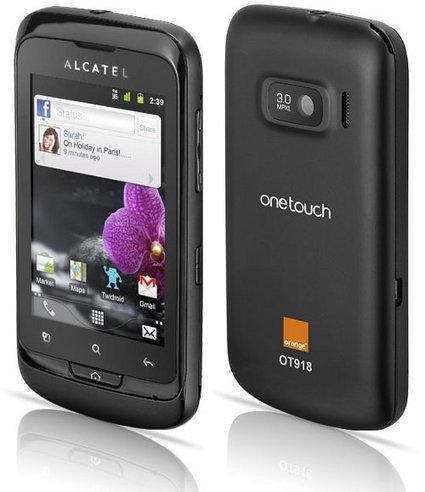 Alcatel OT 918 Mix