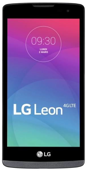 LG Leon 4G - H340N
