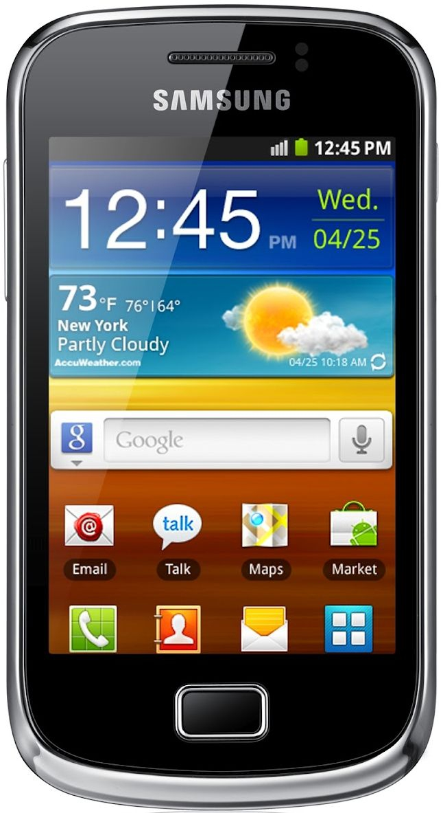 Samsung Galaxy Mini II S6500