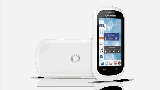 ZTE Vodafone 550